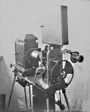 Edison Kinetoscope circa 1910