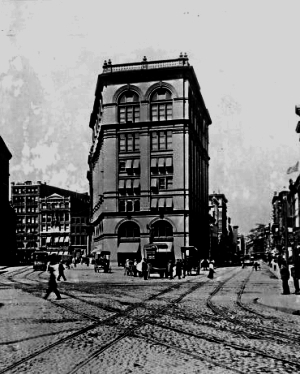 historical novelAstorPlace8thLafayette300by373 When Astor Place was a Riot