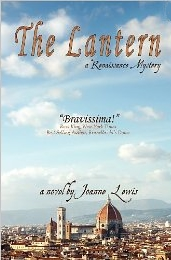 historical novelThe Lantern Q & A with historical author Joanne Lewis