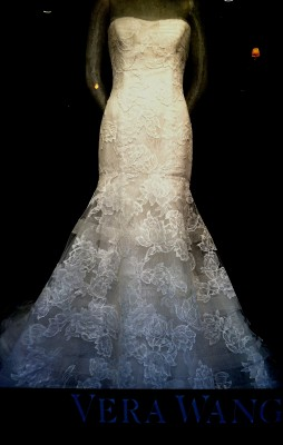 historical novelvera wang wedding dress 254x400 A Walk Down Madison Avenue