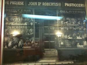 Caffe Pugliese/John De Robertis 1932