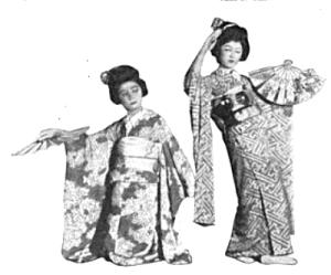 Geisha-girls