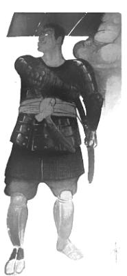 Japanese-warrior