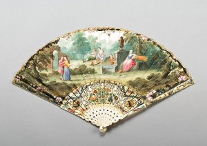 historical novelChicken skin fan from 18th century painted with country girls and their lovers 300x212 Five Things Heather Webb Didnt Know She Needed to Know Before Writing Her Novel BECOMING JOSEPHINE